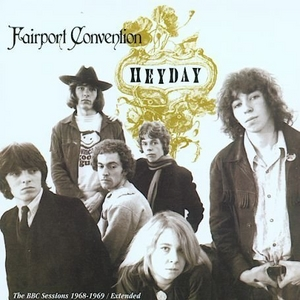 Heyday: BBC Radio Sessions,  1968-1969 album cover