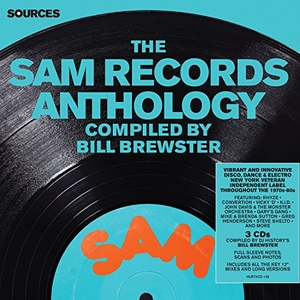 Sources: The SAM Records Anthology album cover
