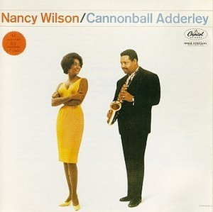 Nancy Wilson And Cannonball Adderley album cover