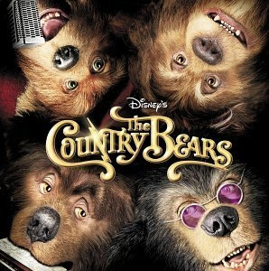 Disney's The Country Bears  (Soundtrack) album cover