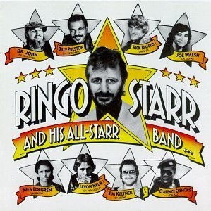 Ringo Starr And His All-Starr Band album cover