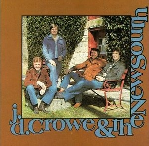JD Crowe And The New South album cover