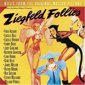 Ziegfeld Follies (Rhino) album cover