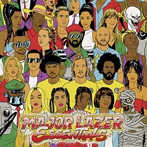 Major Lazer Essentials album cover