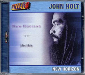 New Horizon album cover