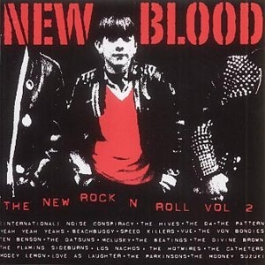 New Blood: The New Rock 'N' Roll Vol.2 album cover