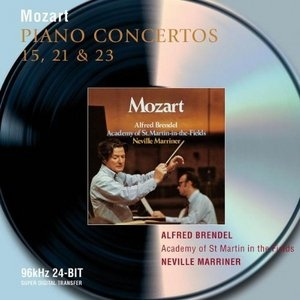 Mozart: Piano Concertos K450 And K467 album cover