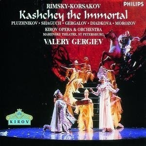 Rimsky-Korsakov: Kashchey The Immortal album cover
