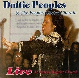 Live at Salem Baptist Church album cover