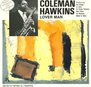 Lover Man  (Live) album cover