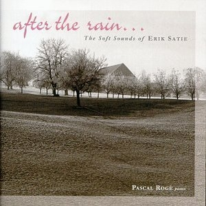After The Rain: The Soft Sounds Of Erik Satie album cover