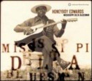 Mississippi Delta Bluesman album cover