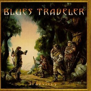 Travelers & Thieves album cover
