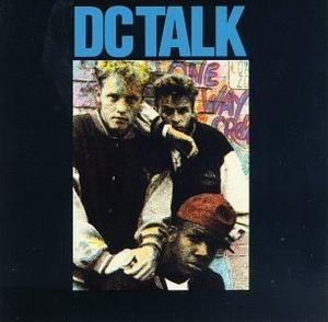 DC Talk album cover