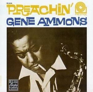 Preachin' album cover