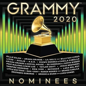 2020 Grammy Nominees album cover