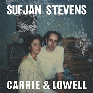 Carrie & Lowell album cover