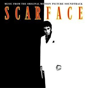 Scarface (Soundtrack) album cover