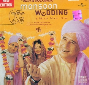 Monsoon Wedding: Original Motion Picture Soundtrack album cover