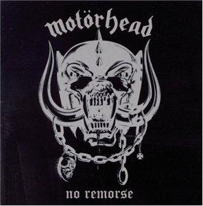 No Remorse album cover