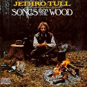 Songs From The Wood album cover