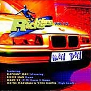 Riddim Rider, Vol. 13: May Day album cover