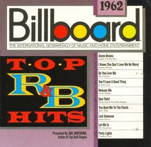 Billboard Top R&B Hits: 1962 album cover