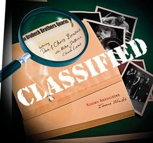 Classified album cover