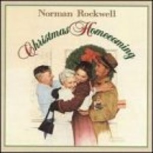 Norman Rockwell: Christmas Homecoming album cover