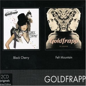 Black Cherry~ Felt Mountain album cover