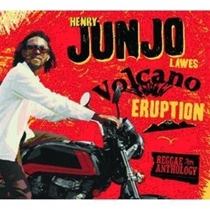 Volcano Eruption (Reggae Anthology) album cover