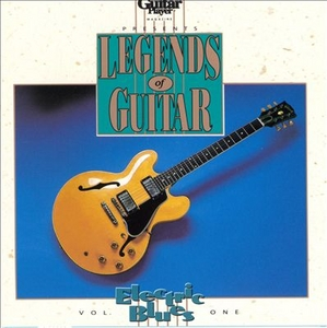Guitar Player Presents Legends Of Guitar: Electric Blues, Vol. 1 album cover