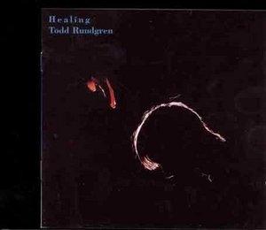 Healing album cover