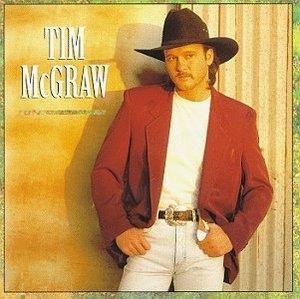 Tim McGraw album cover