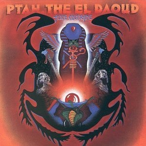 Ptah The El Daoud album cover