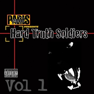 Paris Presents: Hard Truth Soldiers V.1 album cover