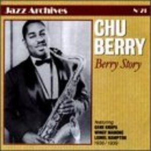 Chu Berry Story album cover