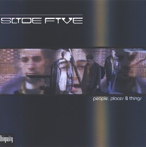 People, Places & Things album cover