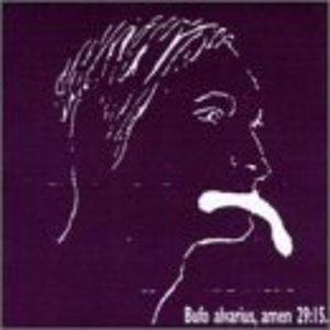 Bufo Alvarius Amen 29:15 album cover