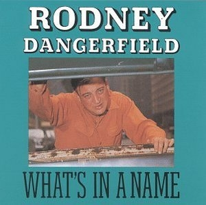 What's In A Name album cover