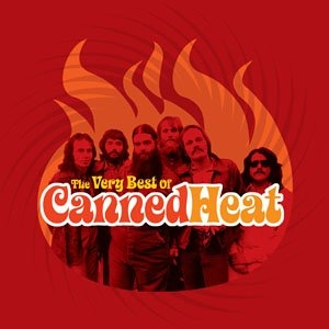 The Very Best Of Canned Heat album cover