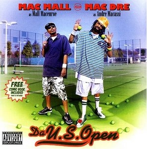 Da U.S. Open album cover