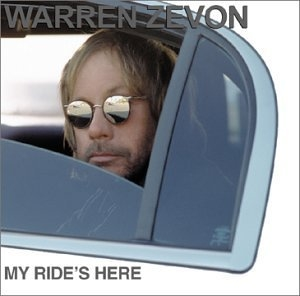 My Ride's Here album cover