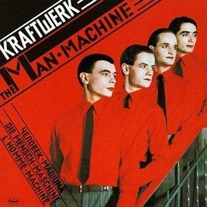 The Man-Machine album cover