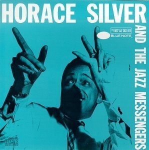 Horace Silver & The Jazz Messengers album cover