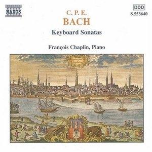 CPE Bach: Keyboard Sonatas album cover