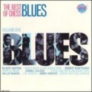 The Best Of Chess Blues Vol.1 album cover
