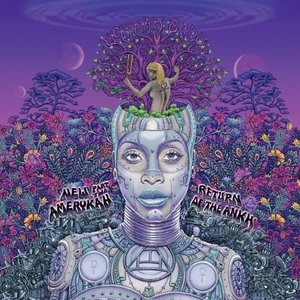 New Amerykah Part Two: Return Of The Ankh album cover