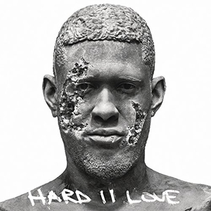 Hard II Love album cover