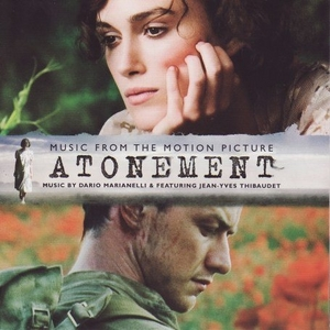 Atonement: Music From The Motion Picture album cover
